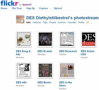 flickr DES Diethylstilbestrol's Photostream image